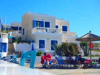 Family accommodation in Crete Greece
