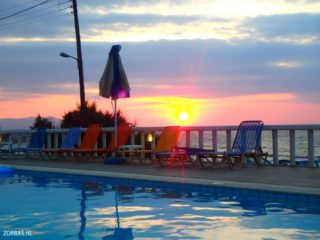 Family accommodation on Crete Greece