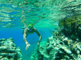 Snorkel excursion 2016 CRETE