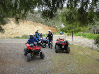 quad safari in de winter op kreta griekenland 20140308 off road op Kreta0536