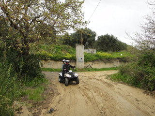 quad safari in de winter op kreta griekenland 20140308 off road op Kreta0542