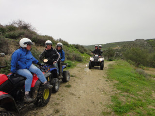 quad safari in de winter op kreta griekenland 20140308 off road op Kreta0577