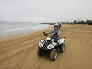 quad safari in de winter op kreta griekenland 20140308 off road op Kreta0618