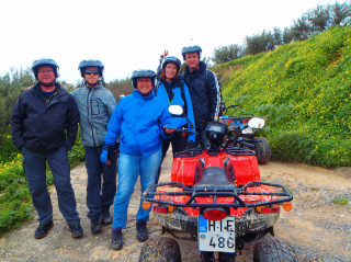 quad safari in de winter op kreta griekenland 20140308 off road op Kreta0632