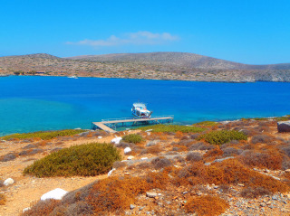 boat for rent in crete Greece 2040