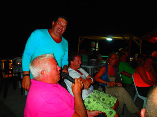 live greek music in crete summer 5924