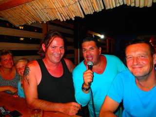 live greek music in crete summer 5932