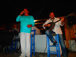live greek music in crete summer 5958