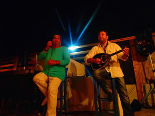 live greek music in crete summer 5968