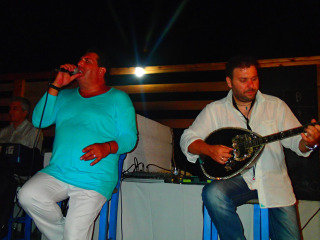 live greek music in crete summer 5979