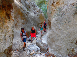Kritsa gorge, long version