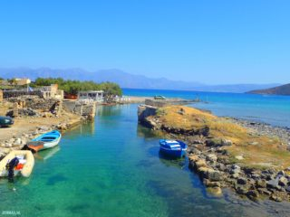 Excursions in winter on Crete