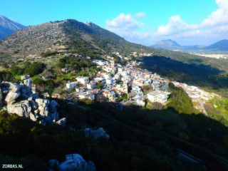 Spending the winter period on Crete Greece (2)