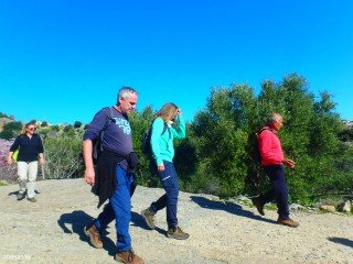 hiking holidays in crete 5620