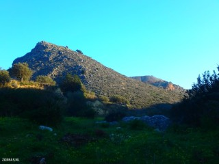 hiking roads in crete 3327