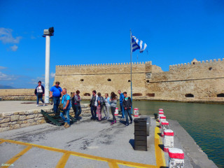 het-fort-van-Heraklion-in-de-haven