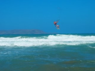 kiting-in-crete
