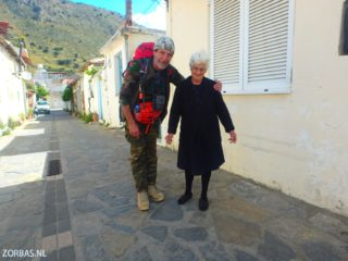 walking to agios nikolaos in crete 3167