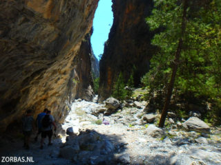 Samaria-Gorge-on-Crete