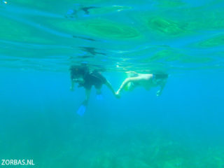 Snorkeling-in-Crete-Greece