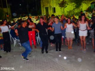 village party in crete 3523