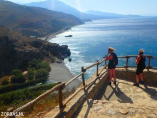 walking in south crete 4822