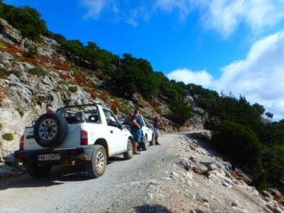 Jeep safari on Crete Greece (2)