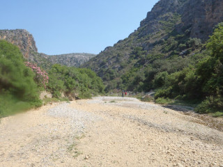 Kreta de gieren kloof the end