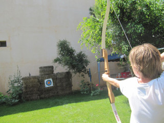Kreta vakantie 2012 Adventure day for kids