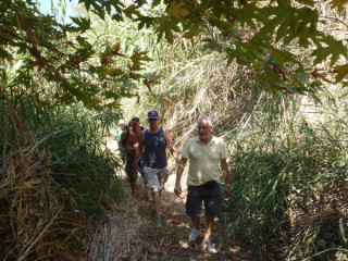 Kreta vakantie 2012 September walk month
