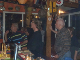 Kreta vakantie 2012 Winter Dart Tournament