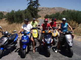 scooters-in-crete-greece-87