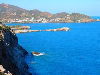 holiday in Greece in october mili rethimnon 6206
