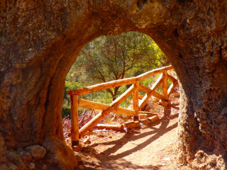 holiday in Greece in october mili rethimnon 6255
