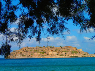 spinalonga island  0104