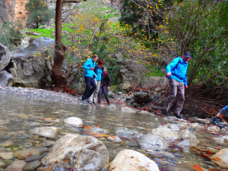 hike holiday in crete 3773