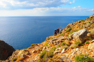 05-Walks-along-the-South-coast-of-Crete