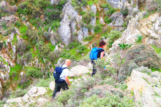 Information-about-hiking-walks-around-Crete