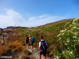 Active June holiday in Crete greece